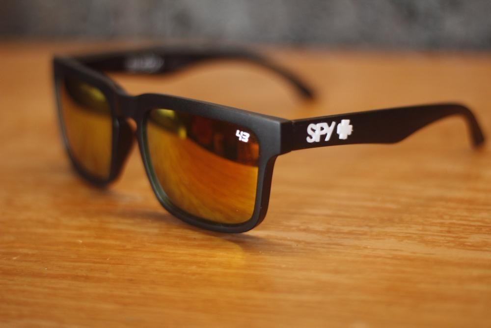 d678457c9f9be Oculos de sol SPY Ken Block - Preto (NOVO)