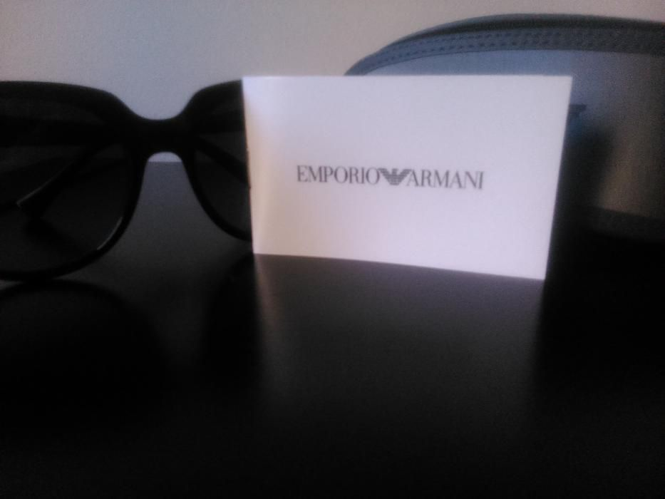 4d1edd02498 Armani Óculos Originais Armani com Certificado de Autenticidade Porto -  imagem 6