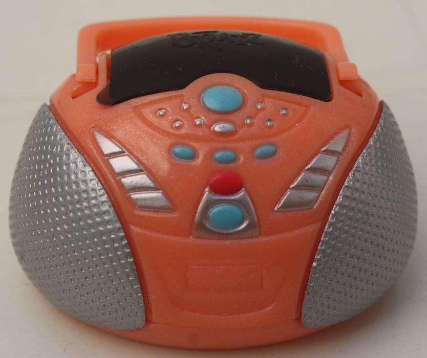 Rádio-leitor de brincar