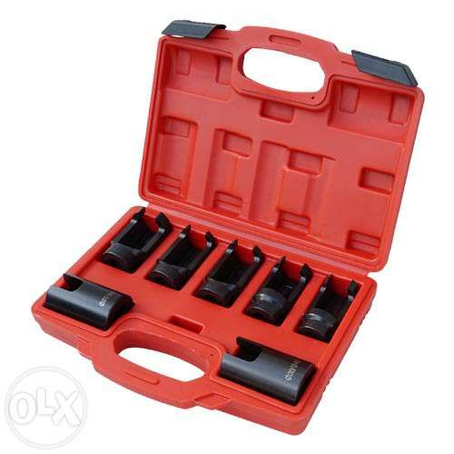 Kit Chave Injectores Diesel 7Pc