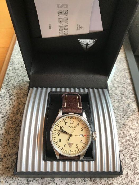 c90037087c6 Relógio Junkers NOVO
