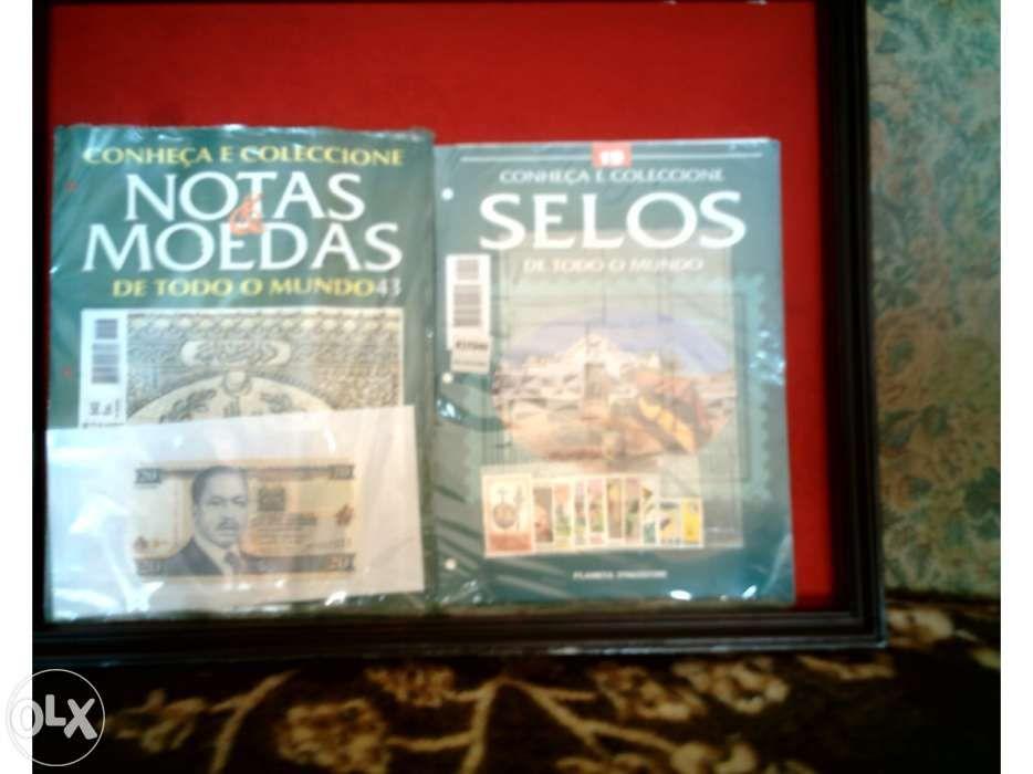 Selos e moedas