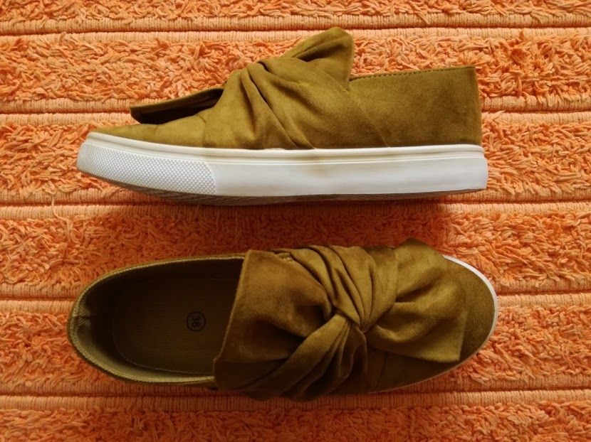 Slip-On/Mocassins Mostarda, 36