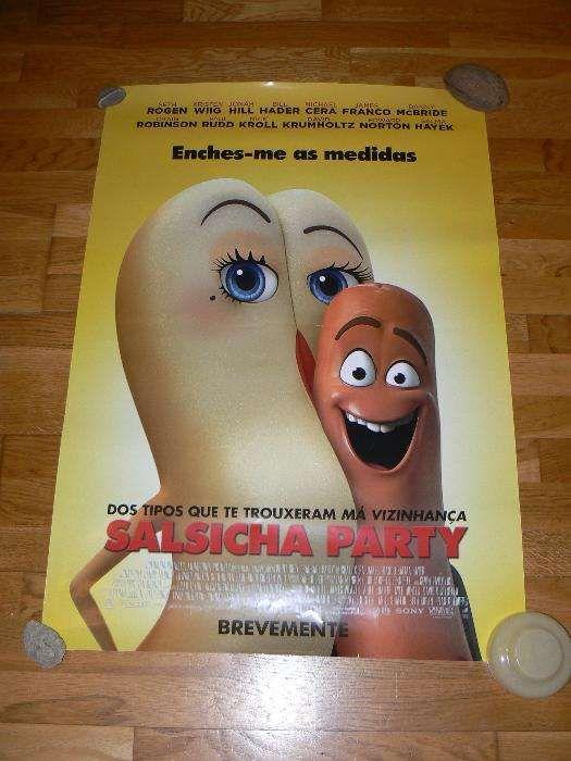 Cartaz - Salsicha Party