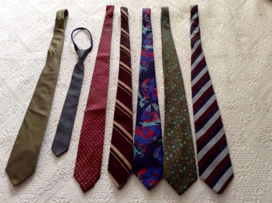 Gravatas de Homem Vintage