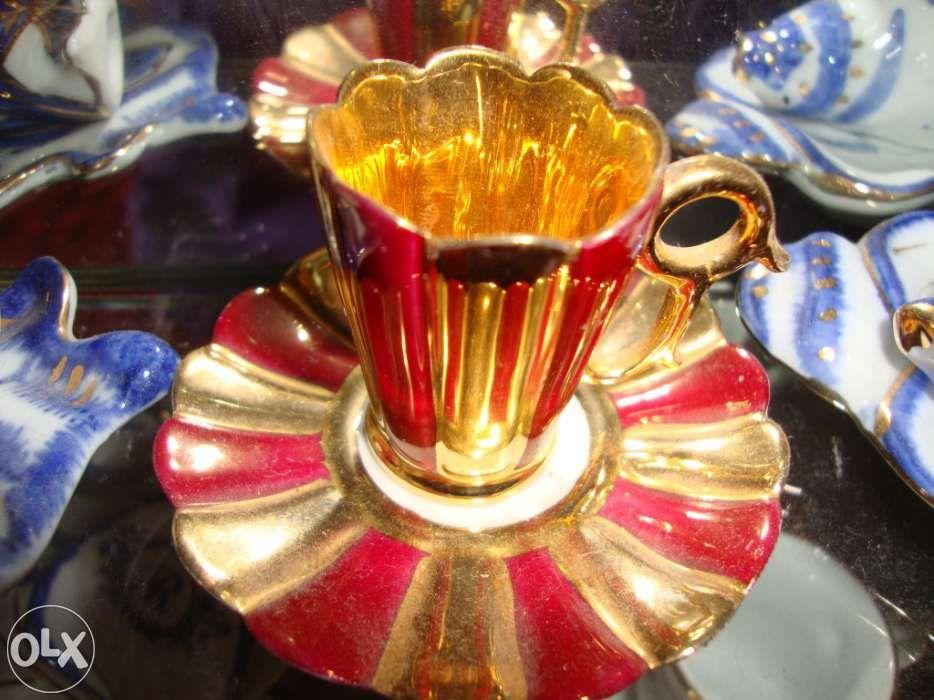 Chávenas miniatura