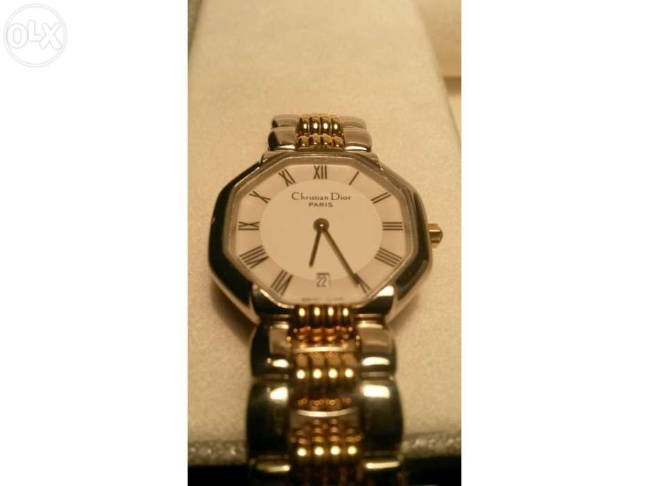 5733b67c22b Relógio de Senhora Christian Dior Paris original novo na caixa Parque das  Nações - imagem 4