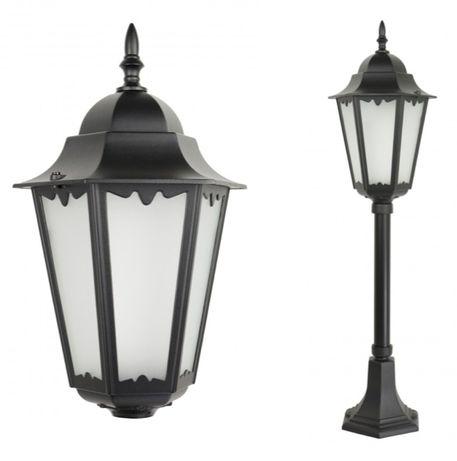 lampy ogrodowe do 50 cm retro