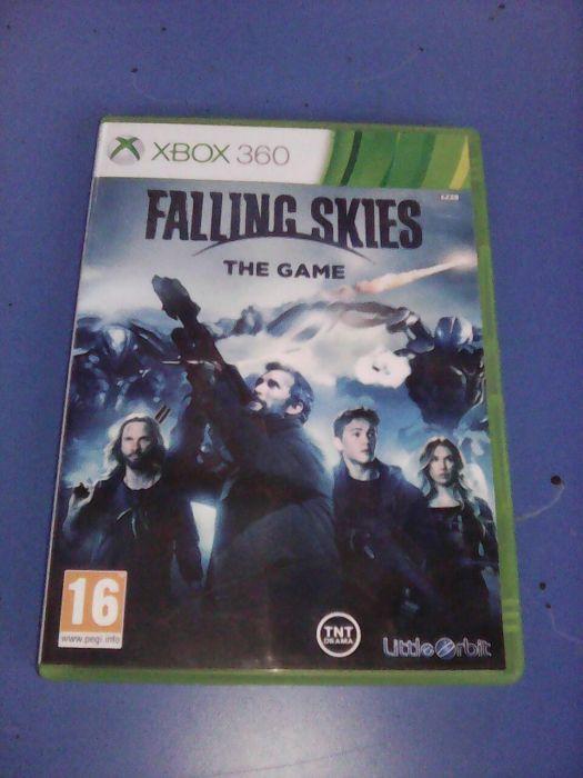 Jogo Falling Skies The Game xbox 360