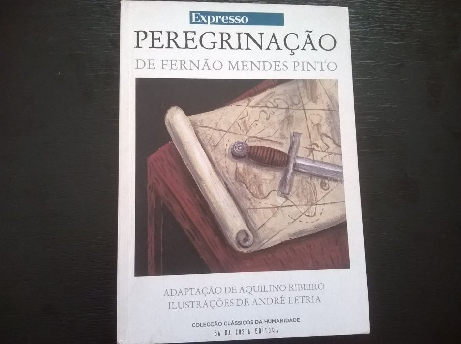 Peregrinação - Adaptação de Aquilino Ribeiro