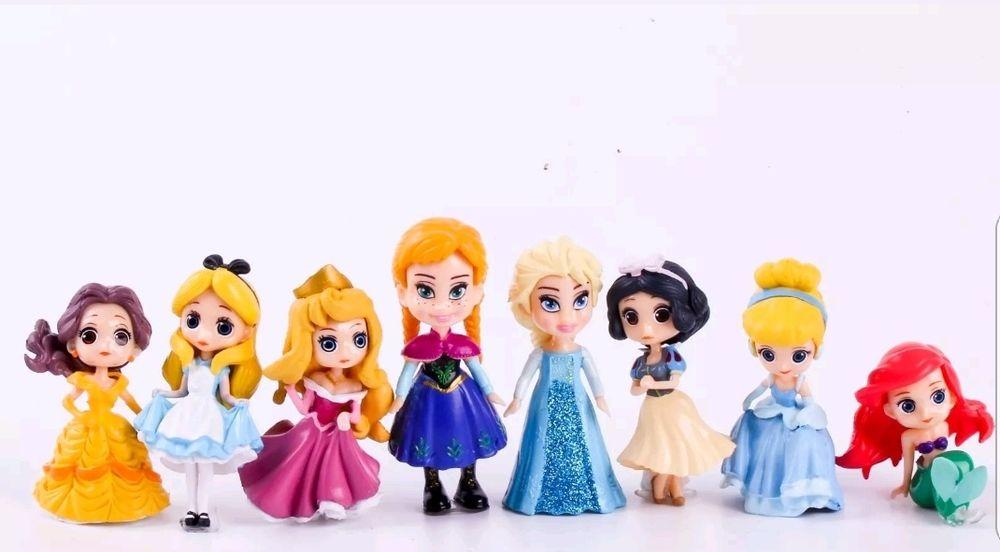 Princesas Disney Topo de Bolo Frozen Ariel Bela Branca de Neve