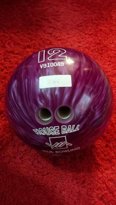 18 bolas de bowling