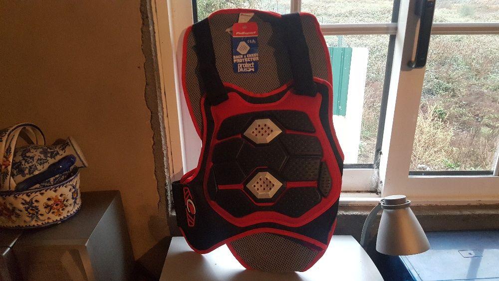 Proteção de costas DH/Enduro