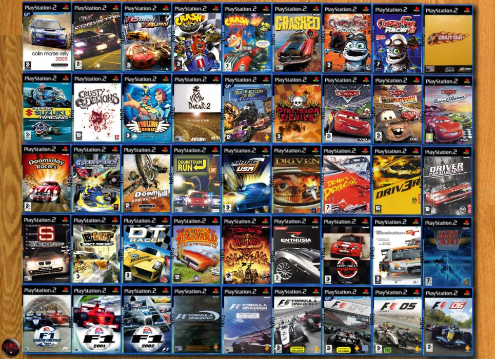 ps2 world of outlaws