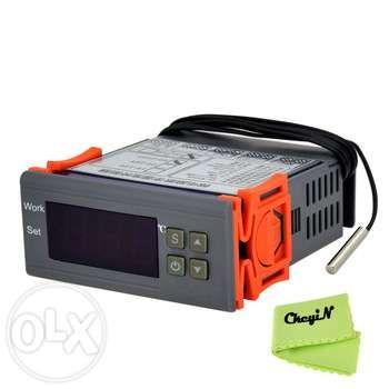 Controlador de Temperatura Digital 230V c/ sonda incluída (termostato)