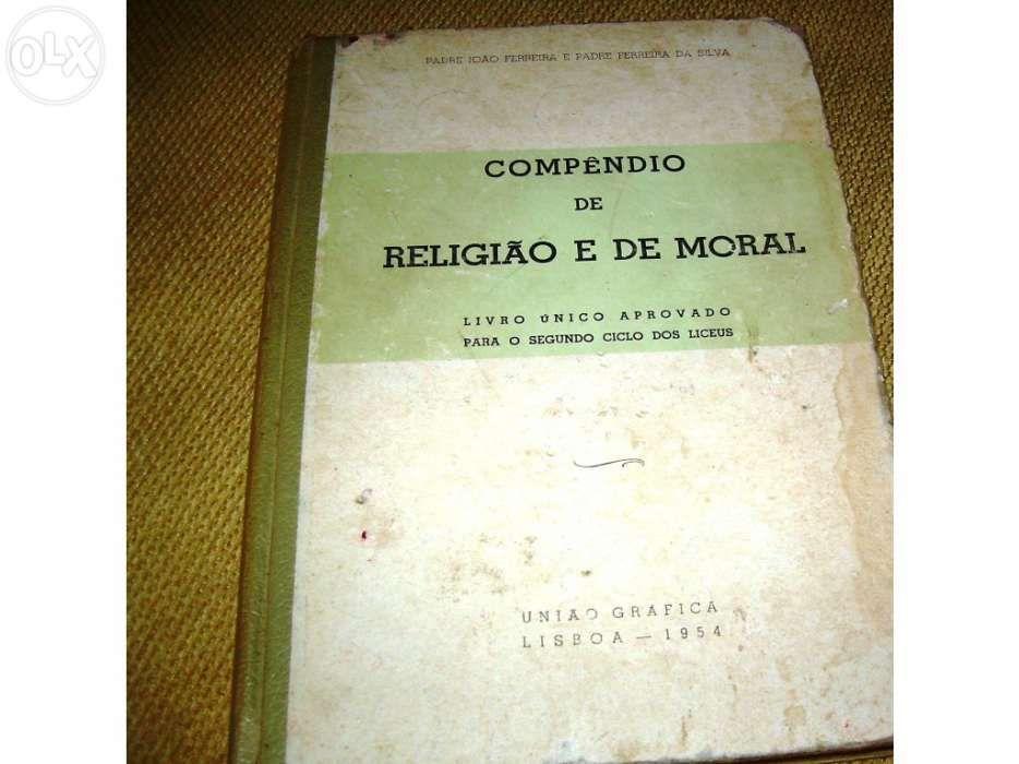 Compêndio de religião e de moral/ padre joão ferreira (1954)