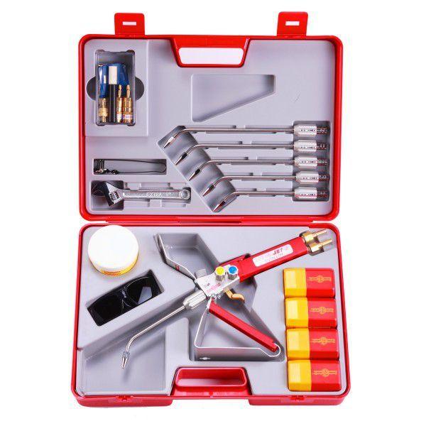 Kit Lanças para revestimento térmico e metalização de superfícies