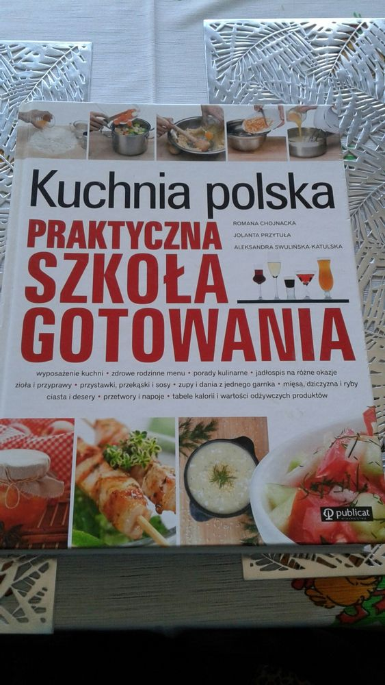 Ksiazka Kucharska Praktyczna Szkola Gotowania Bydgoszcz Olx Pl