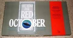 Jogo vintage original Red October como novo