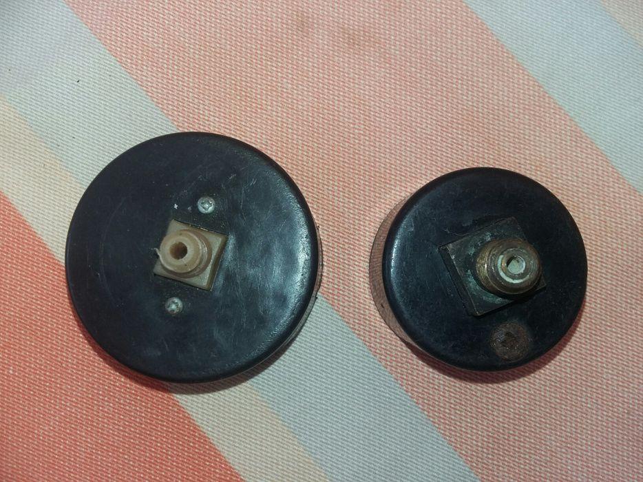 manometros, regulador de pressão e 2 válvulas de 1/4