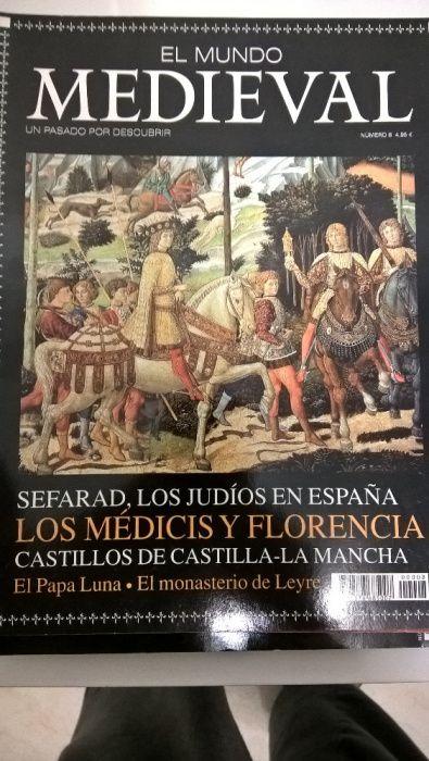 Revista Mundo Medieval número 8 (portes incluídos)