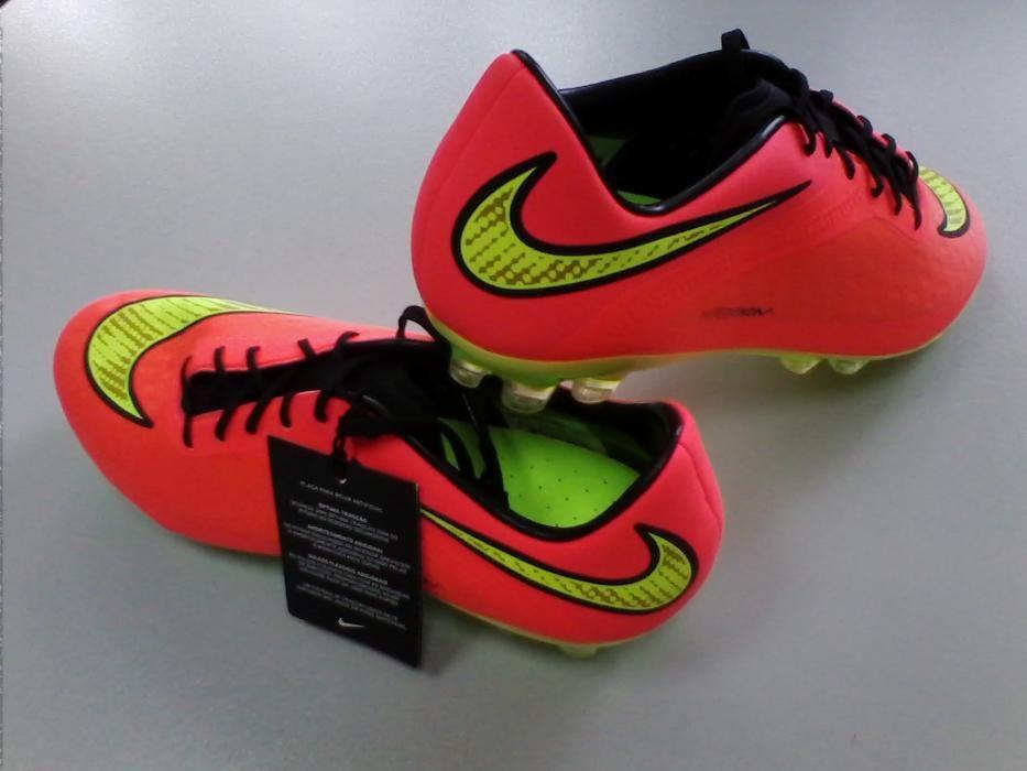 728aaec35ff72 Chuteiras Nike Hypervenom Phatal nº 42 - novas