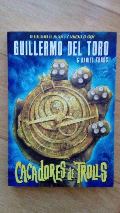 Guillermo del Toro - Caçadores de Trolls