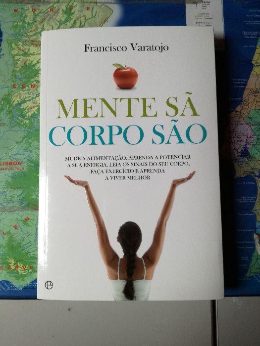 """Livro """"Mente Sã, Corpo São"""""""