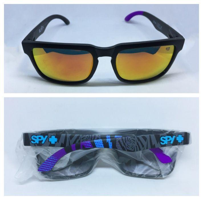 0f78239fbaebc Óculos de Sol SPY Ken Block - NOVOS - (Modelo 20) - Entrega imediata