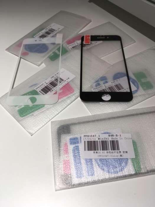 Pelicula Vidro temperado 3D IPhone 6/6s/7/7 Plus/8