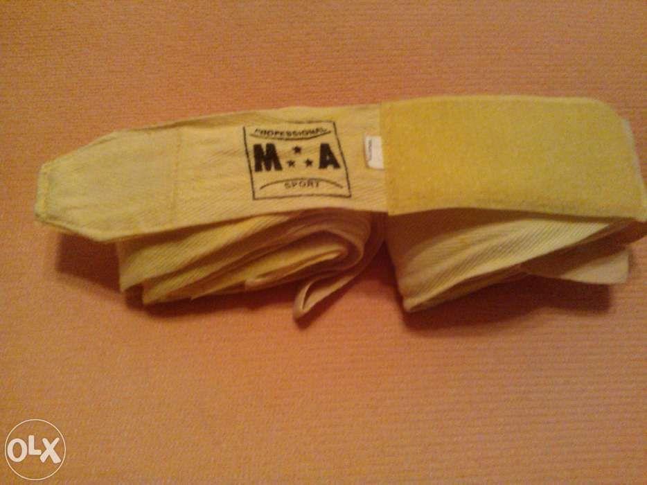 Fitas/ Ligas Amarelas