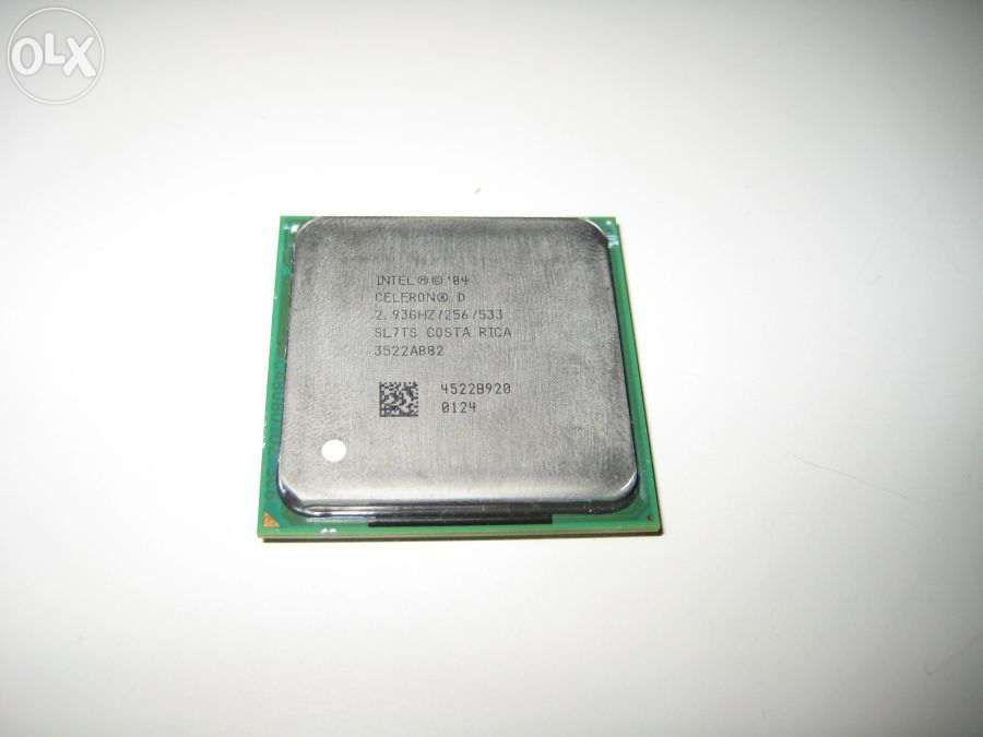 Lote Processadores cpu intel e amd
