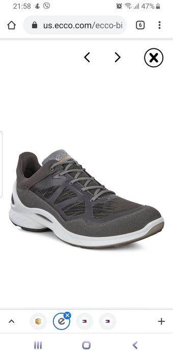 ECCO кроссовки 41 размер