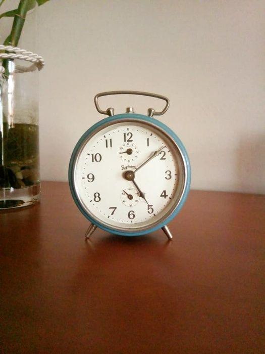 d0107456134 Relógio Despertador da Reguladora