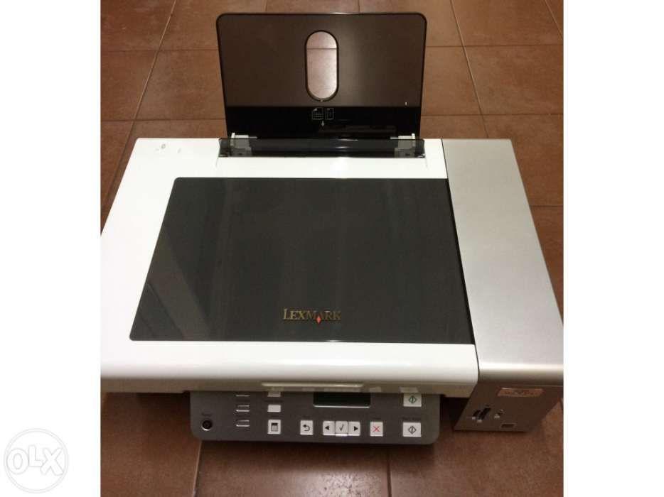 Impressora Lexmark x4550