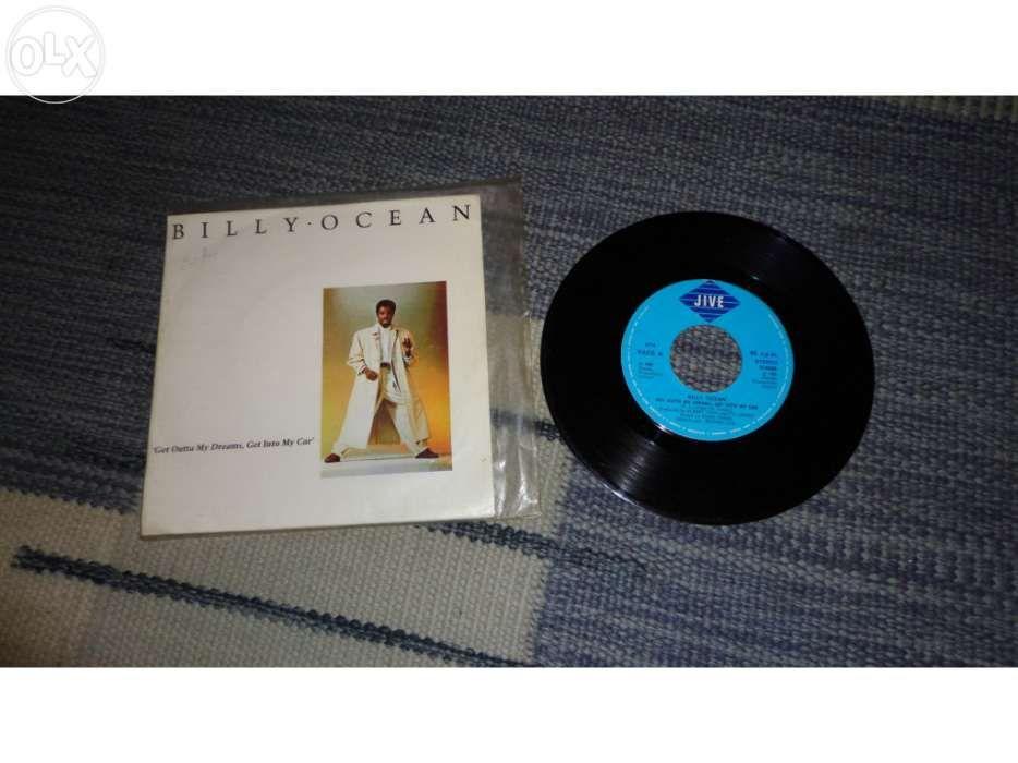 Disco de Vinil 45rpm - Billy.Ocean