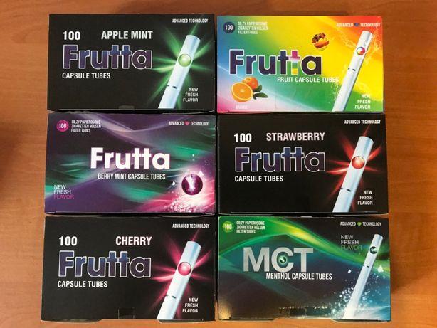 Гильзы для сигарет с капсулой со вкусом купить дешевые сигареты в нижнем новгороде в розницу где купить