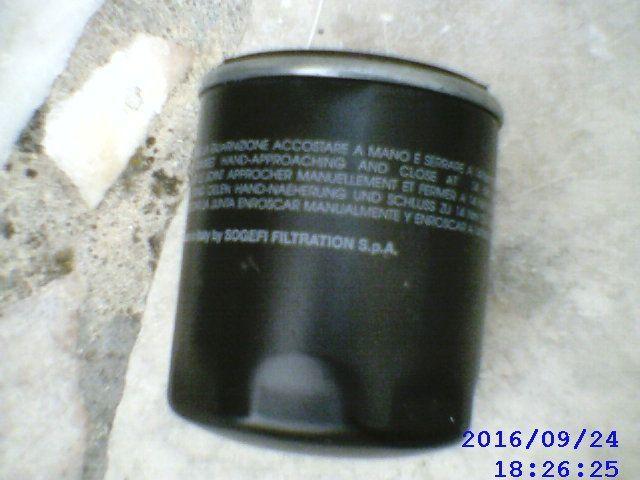 filtro de óleo para clássico