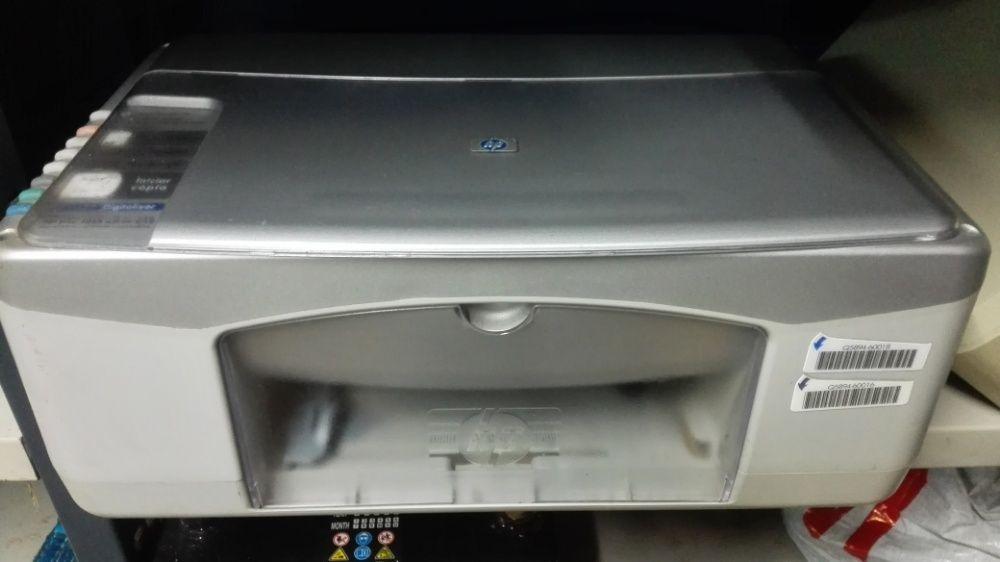 Multifunções HP Cores
