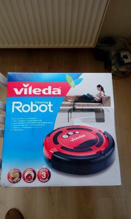 odkurzacz inteligentny robot vileda m488a