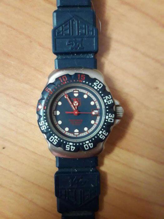 75952cdb984 Relógio tag heuer original