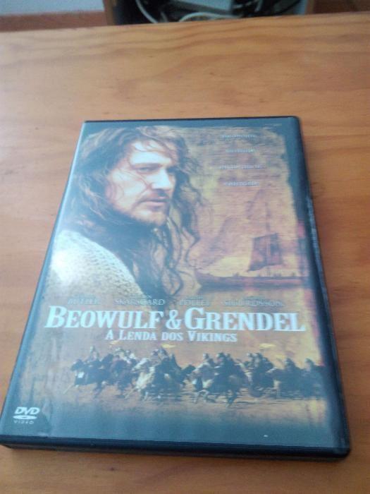 Beowulf & Granedel A Lenda Dos Vikings dvd