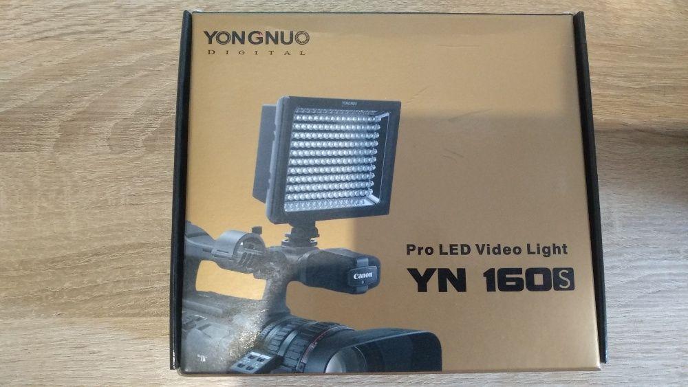 Led Profissional YONGNUO YN-160s