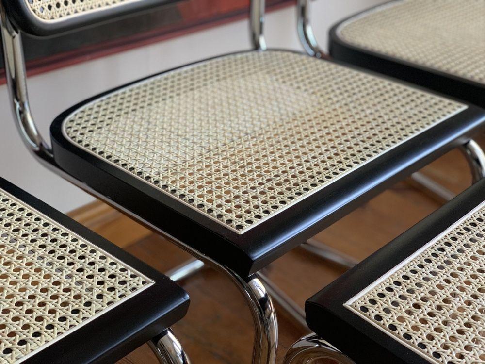 Cesca krzesło Bauhaus Breuer Loft NOWE kpl 4 krzeseł