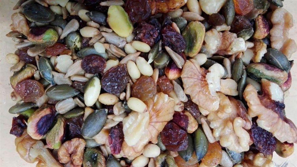 Frutos secos variados - ENTREGA PARA TODO O PAÍS
