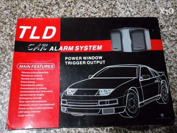 Alarme System Carro novo