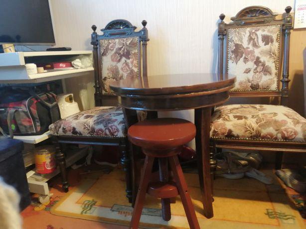 meble używane krzesła lubuskie