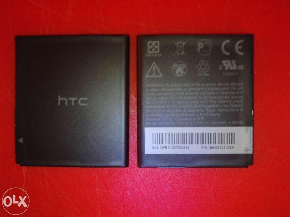 Htc desire hd - bateria