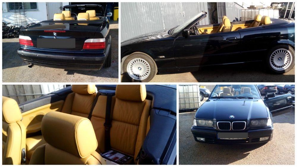 BMW 320 i Cabrio E36-c/catalizador novo