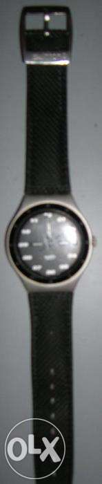 4ee202cbdba Relogio Swatch Irony - Campolide - Tem bracelete nova em pele da Swatch